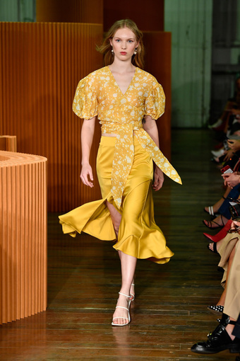 two-piece -  C Meo Collective (Photo by Stefan Gosatti Getty Images)